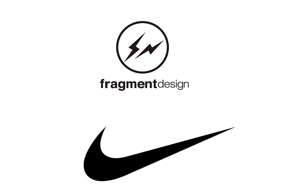 fragment design nike logo
