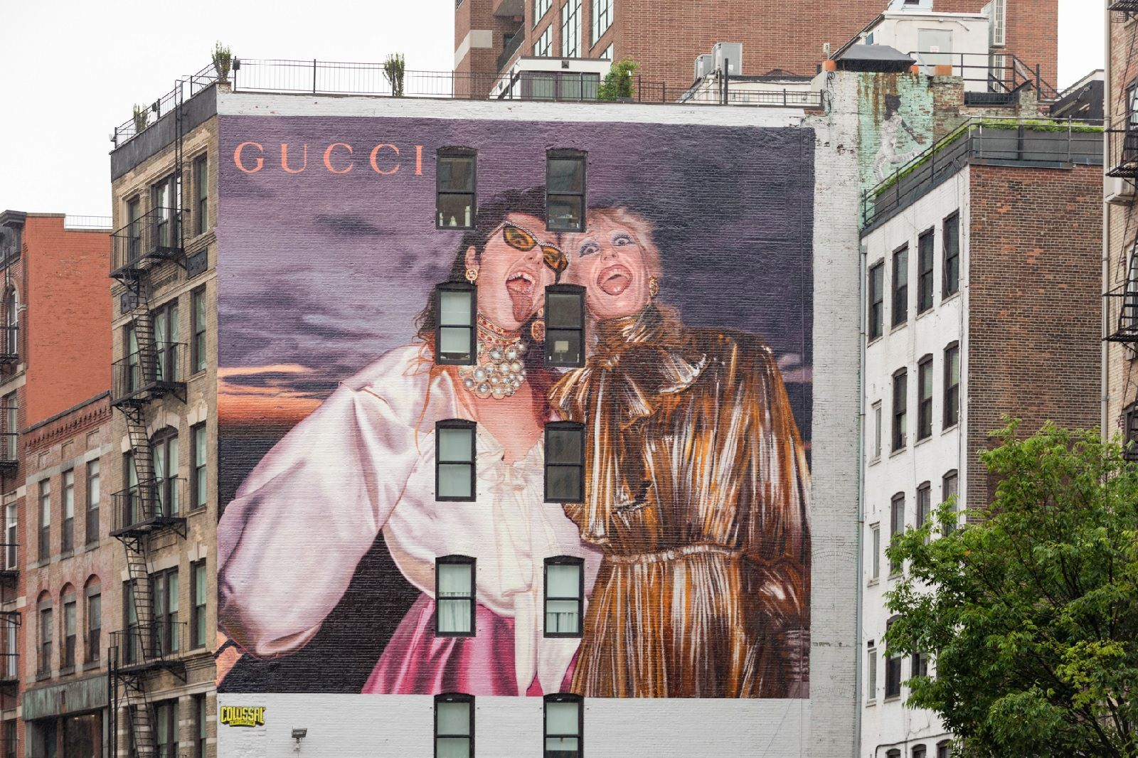 Gucci Wall