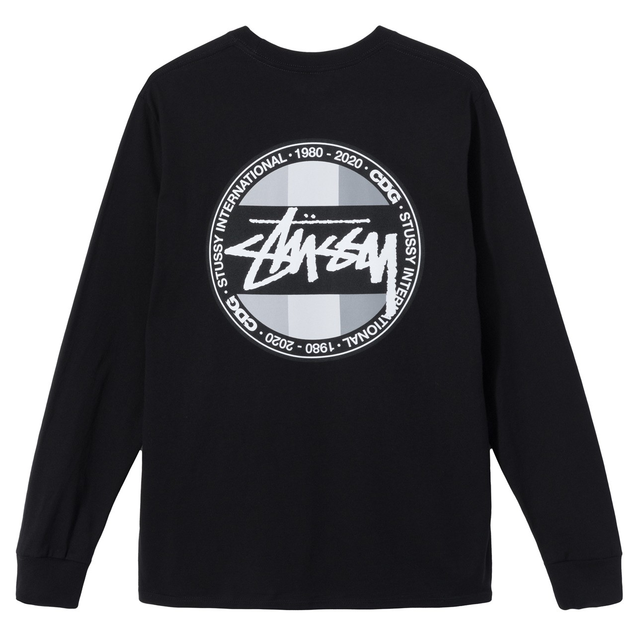 Stussy x CDG long sleeve
