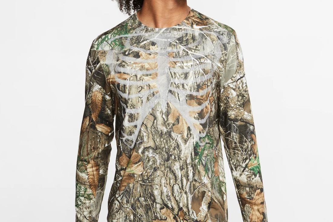 "Nike celebra Halloween rilasciando le Air Force 1 ""Skeletal"
