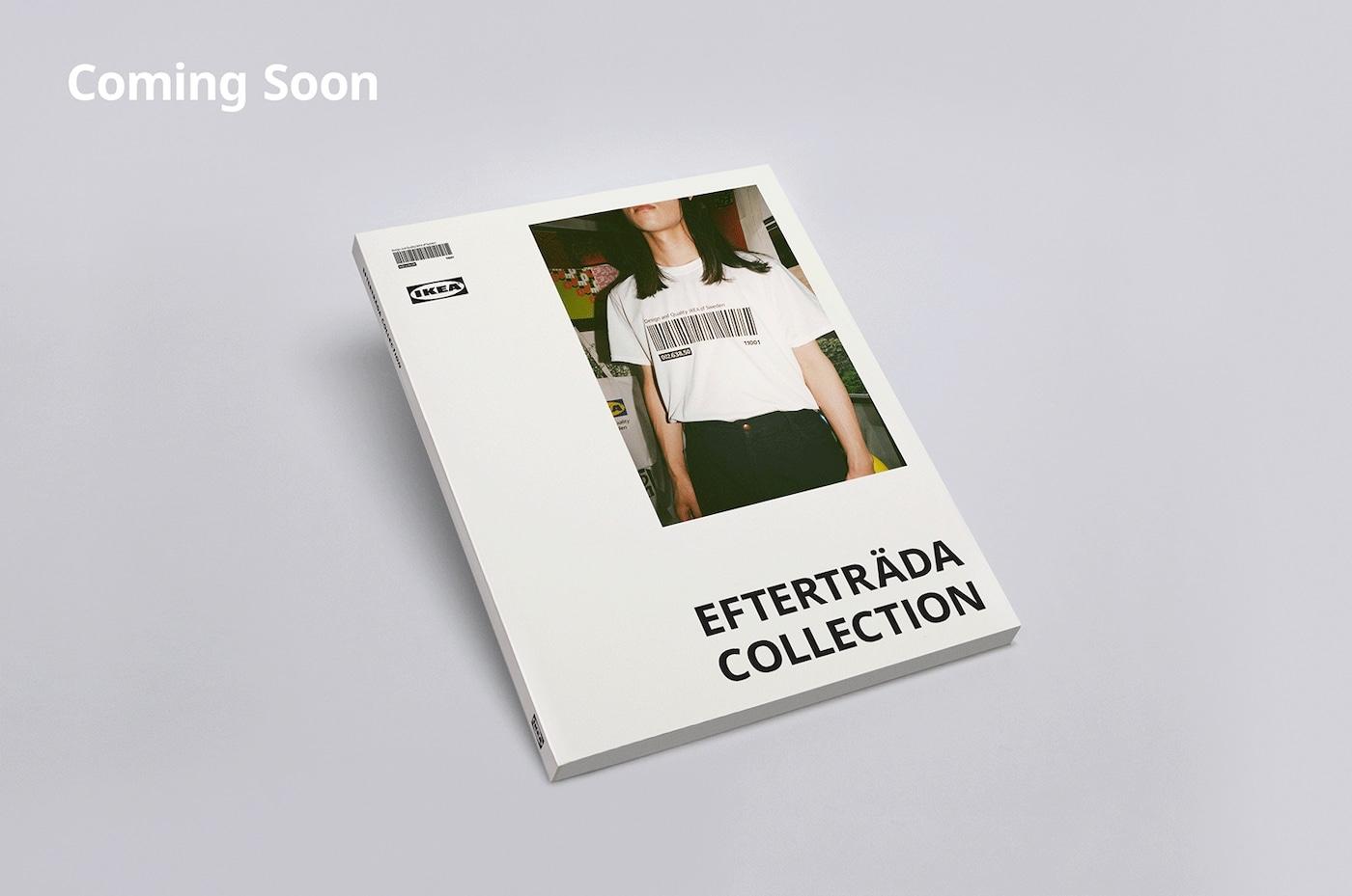 Lookbook IKEA capsule colletto