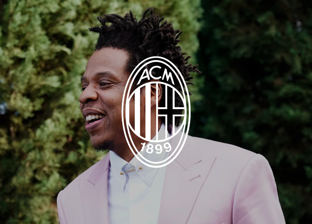 Jay-Z firma partnership tra Roc Nation e AC Milan