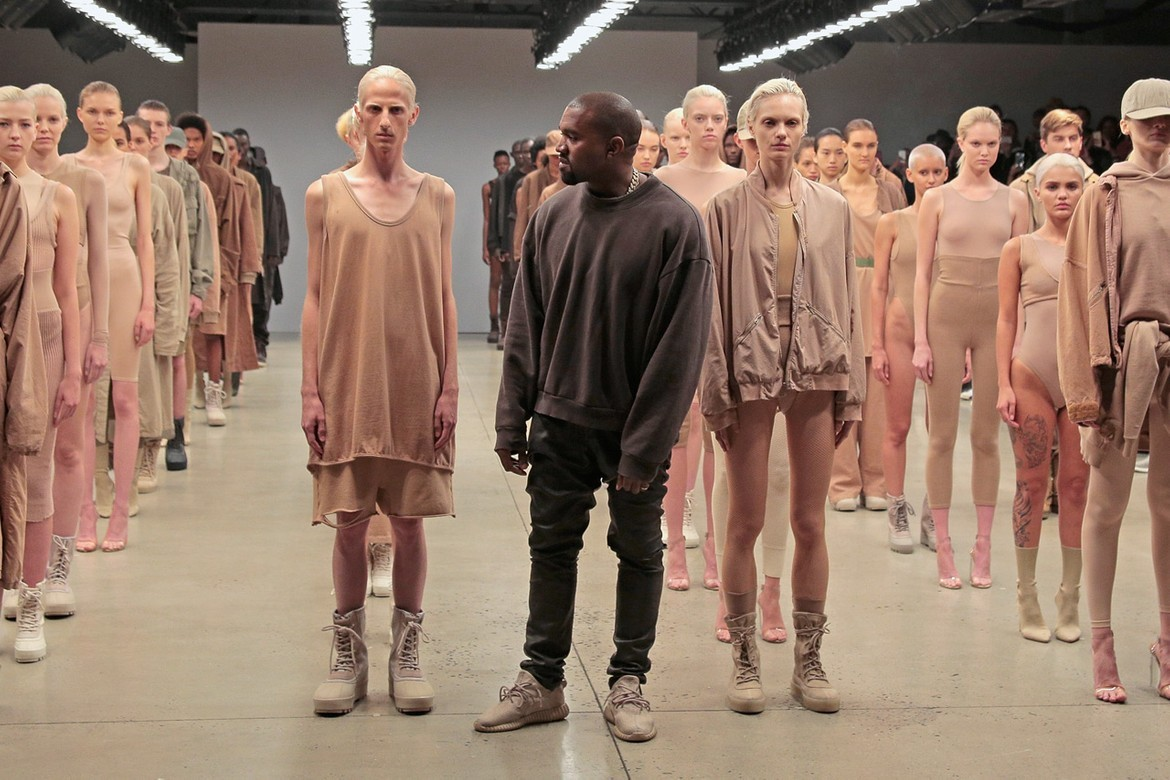 Kanye West Yeezy Collection