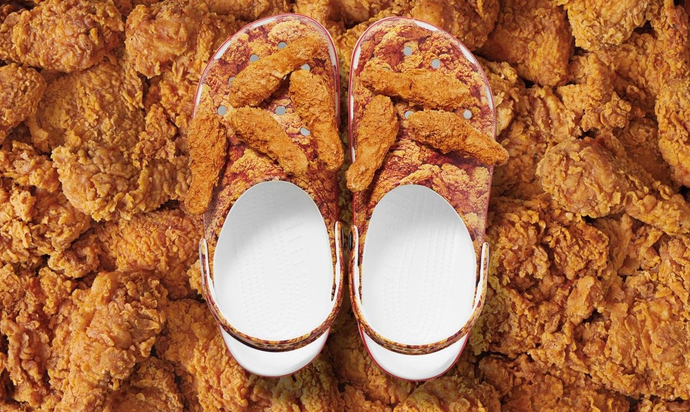 KFC x Crocs