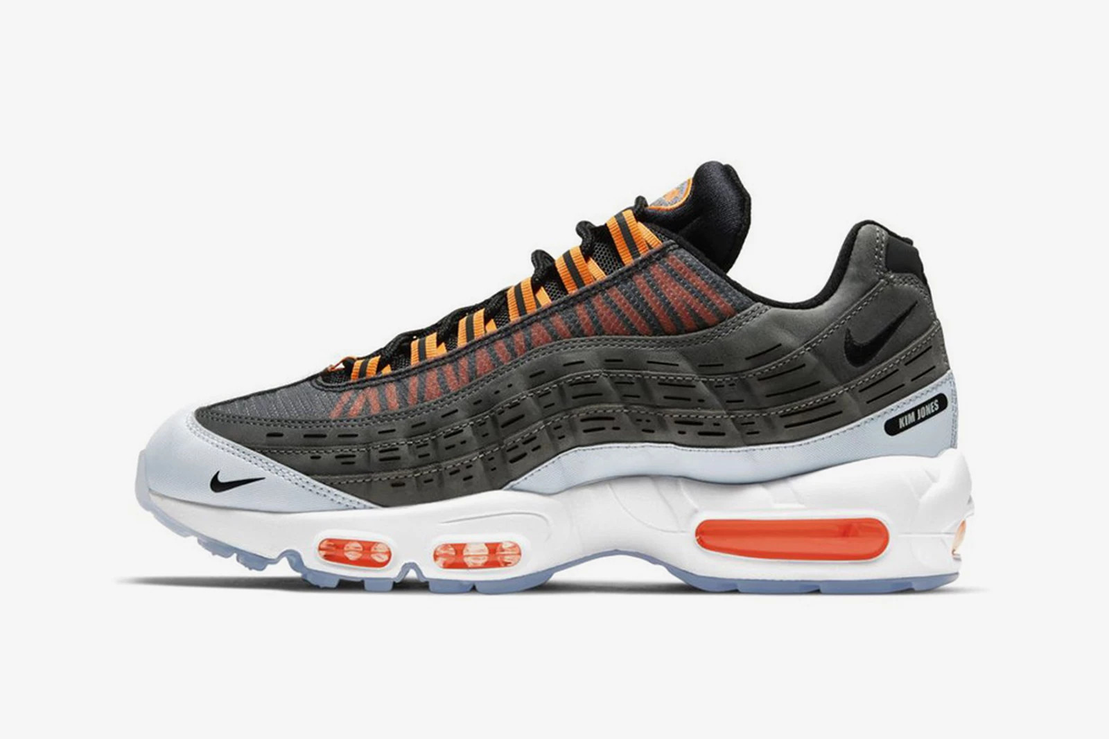 "Kim Jones Nike Air Max 95 ""Total Orange"""