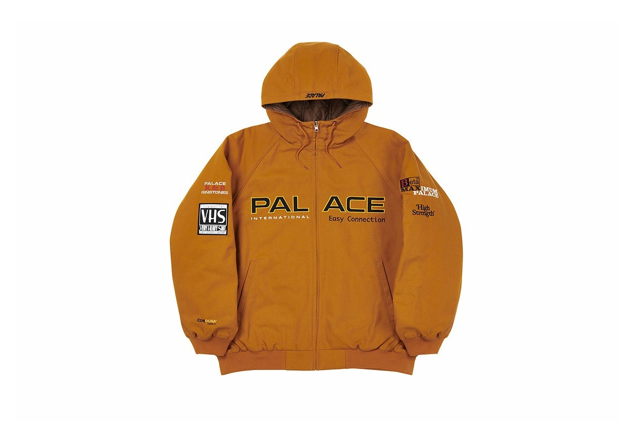 Palace reverse jacket holiday 2020
