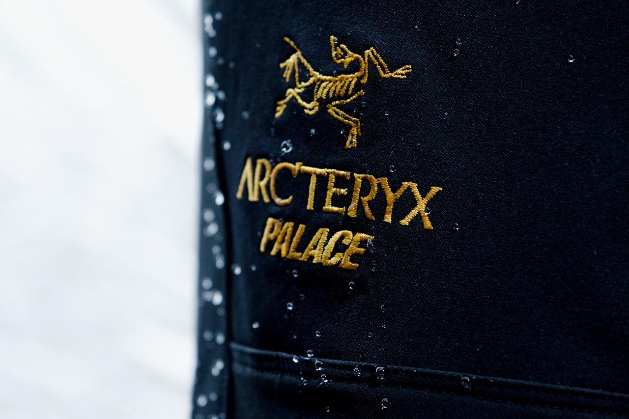 Palace x Arc'teryx