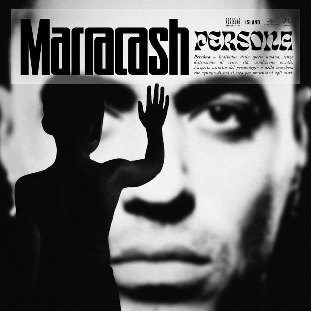 persona cover marracash