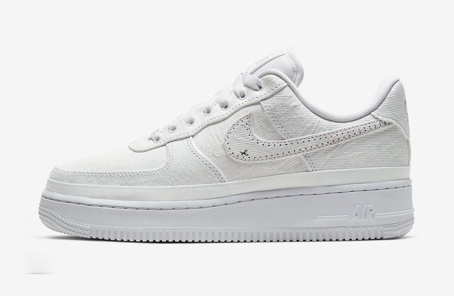 air force 1 che si strappano