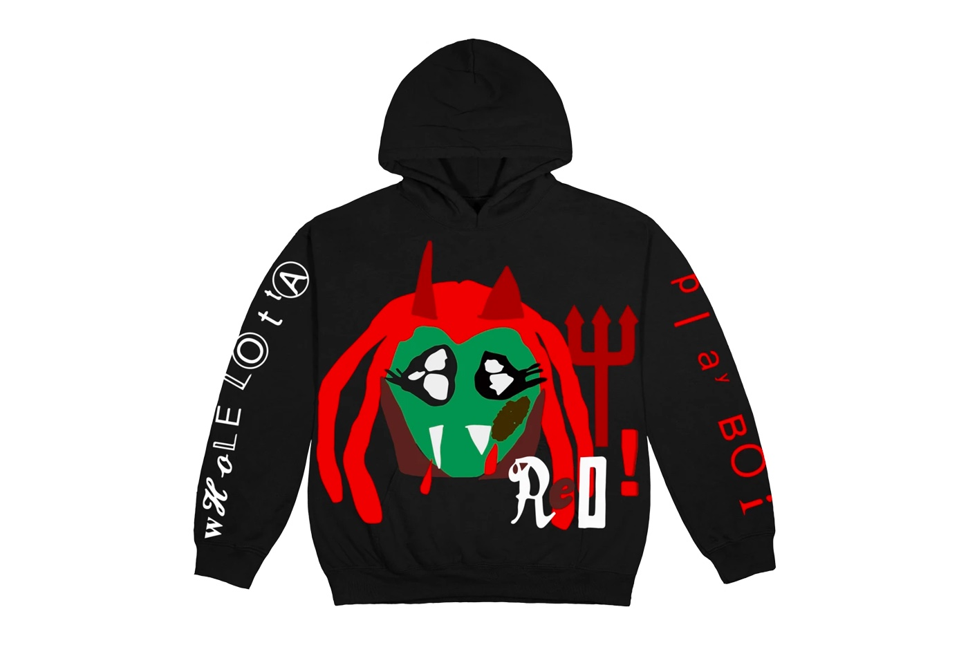 playboi-carti-cactus-plant-flea-market-whole-lotta-red hoodie