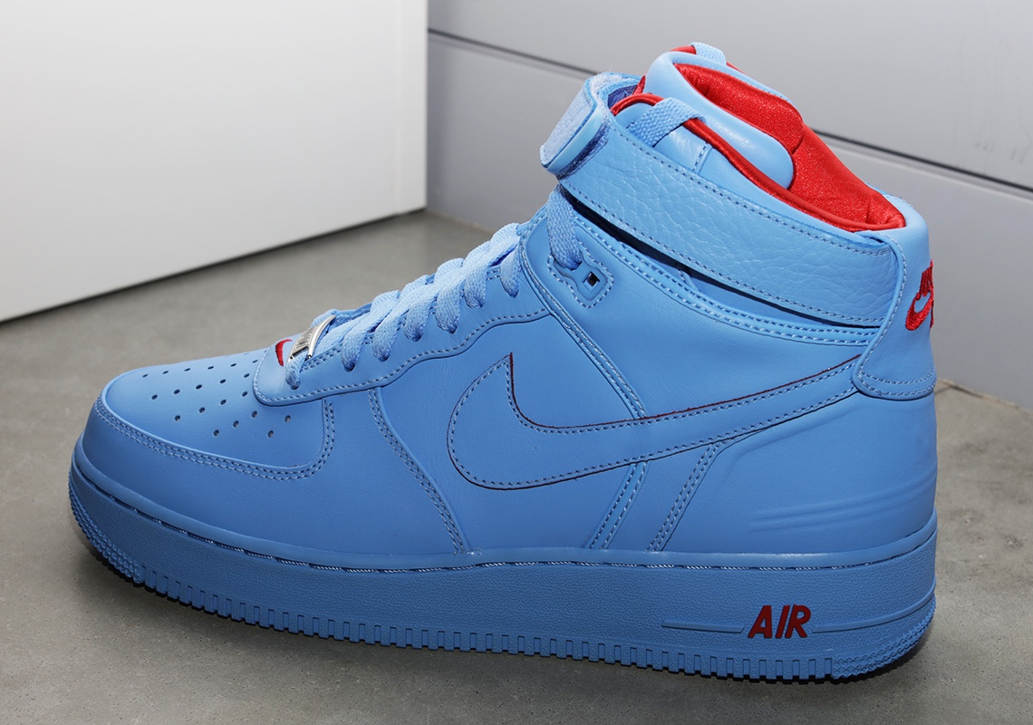 """Air Force 1 """"High"""" x Just Don"""