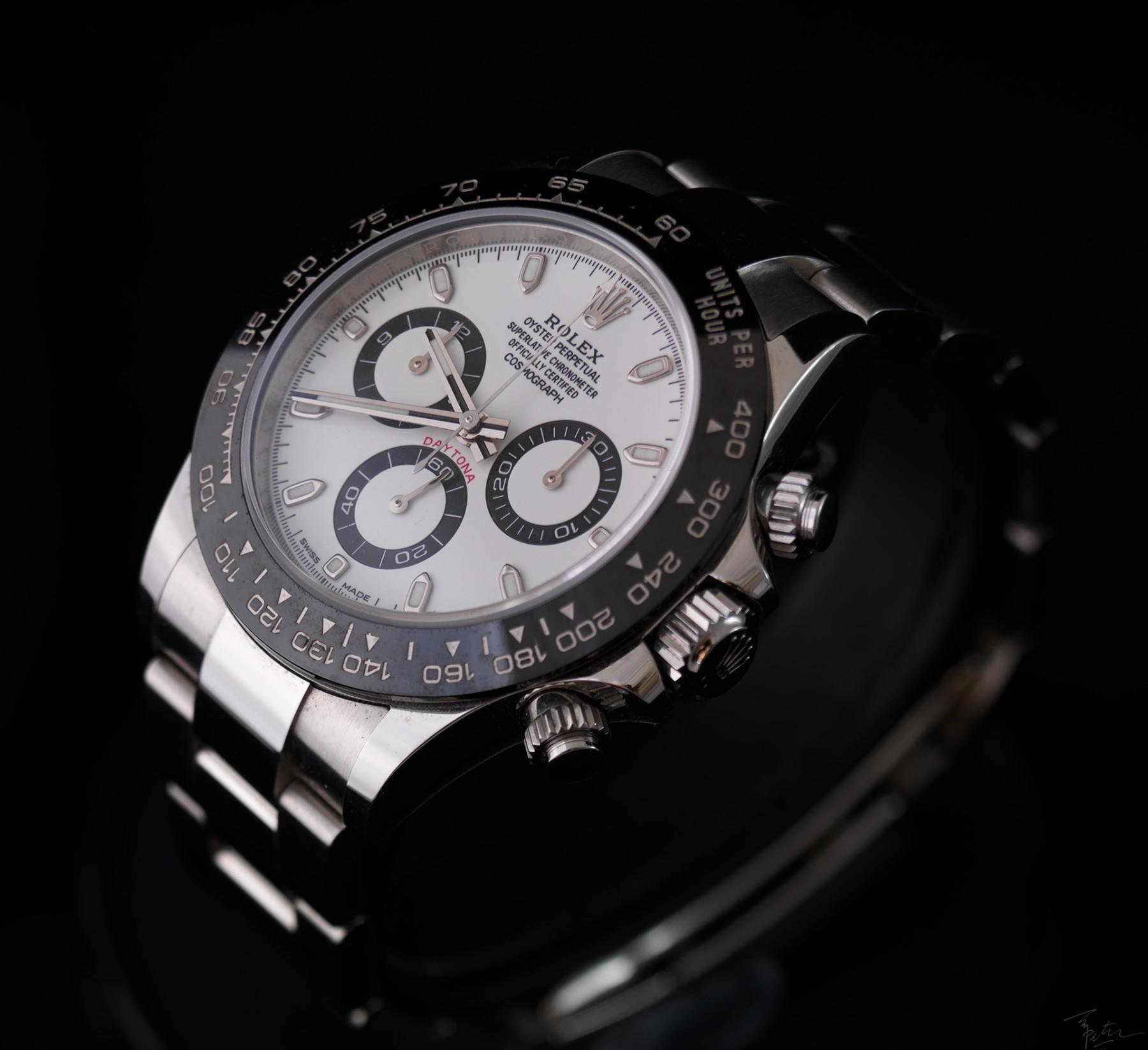 Rolex Daytona Oblique