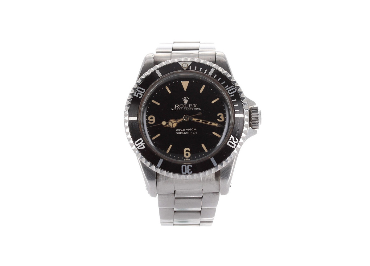 Rolex Submariner 5512 Explorer Dial