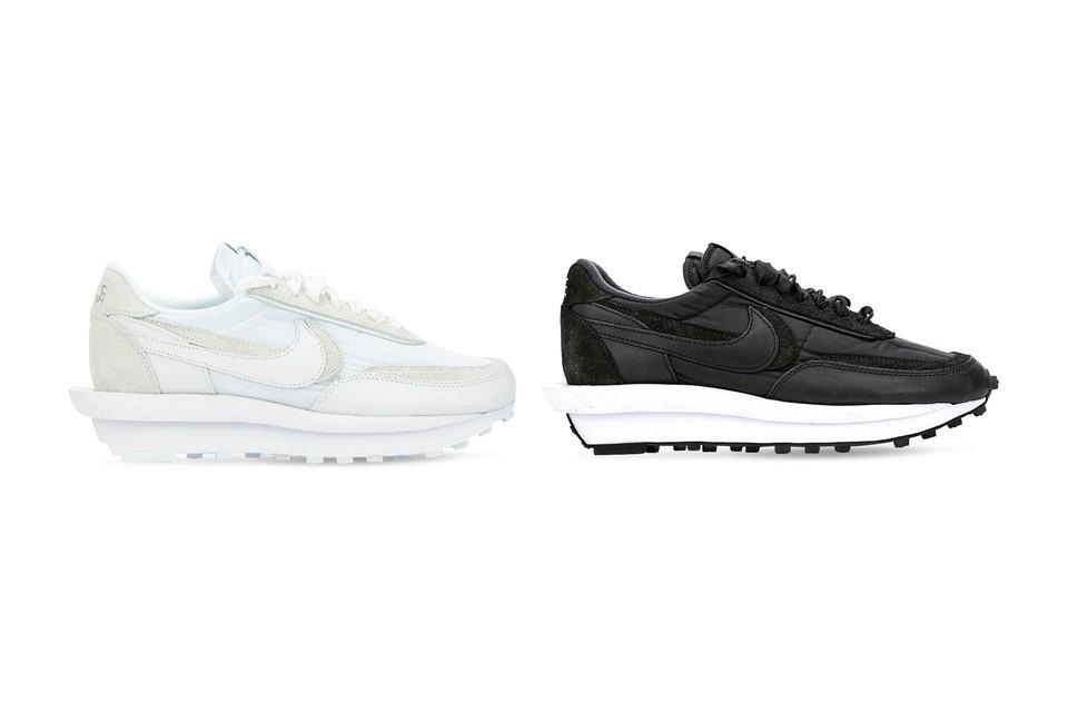 sacai x Nike LDWaffle Nylon Resell