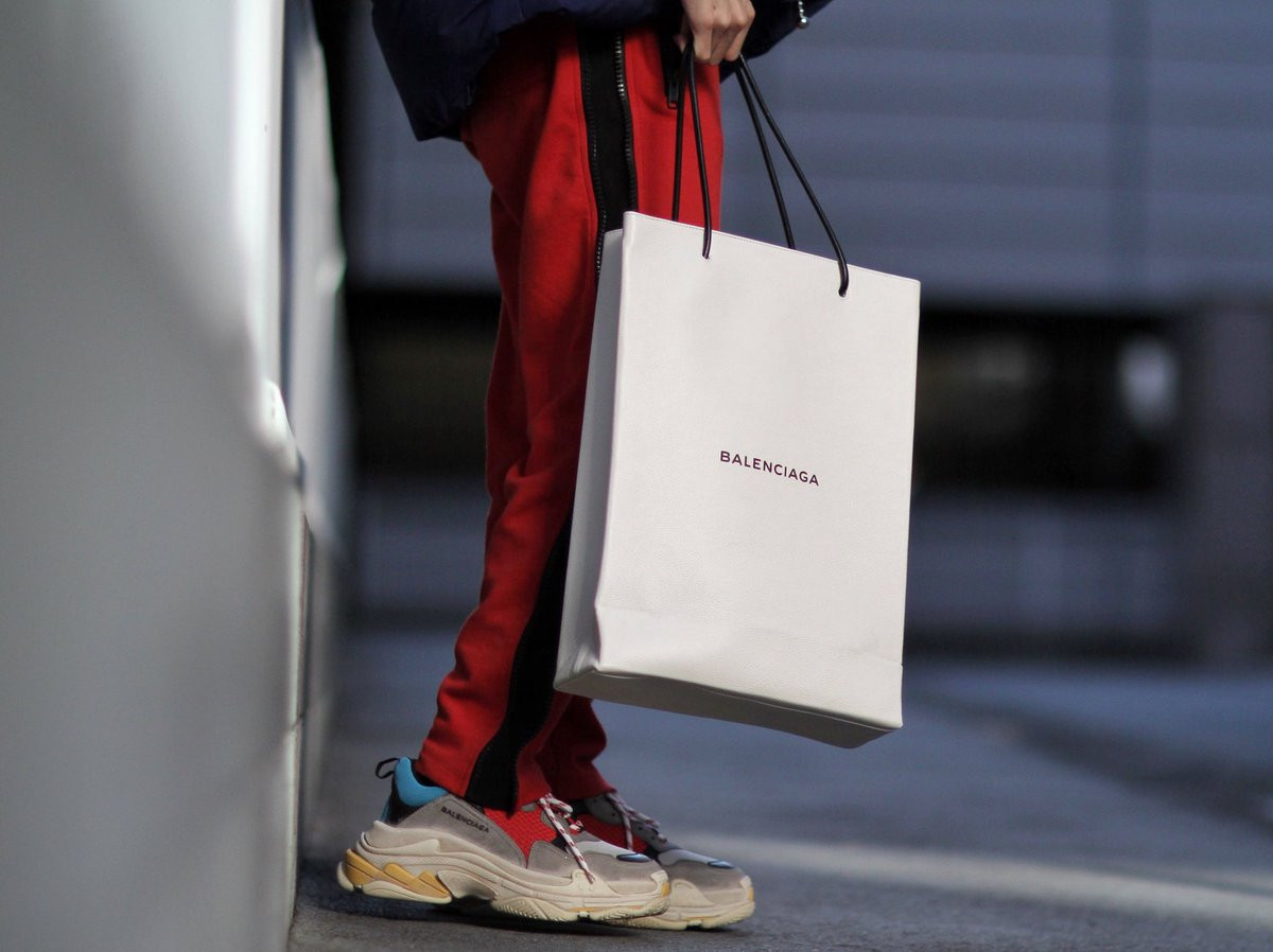sanificazione shopping