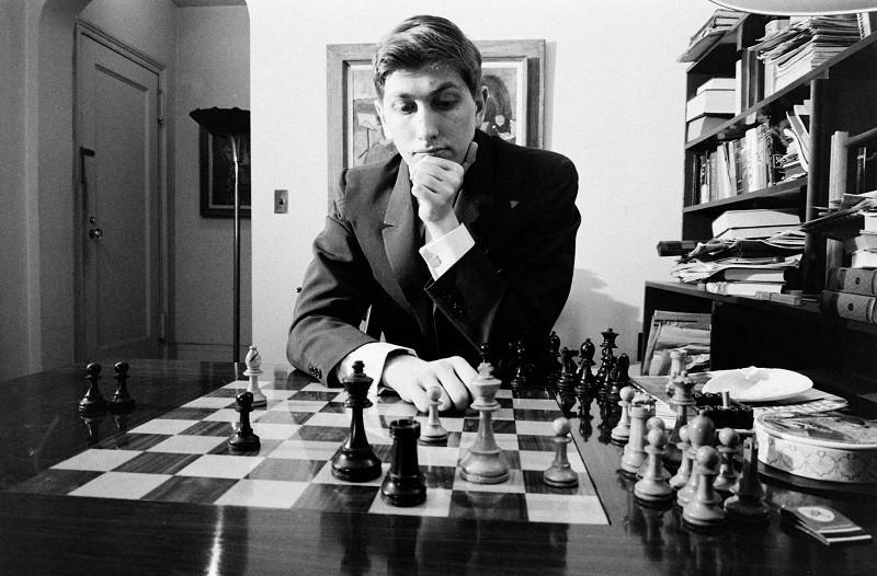 scacchi Bobby Fischer