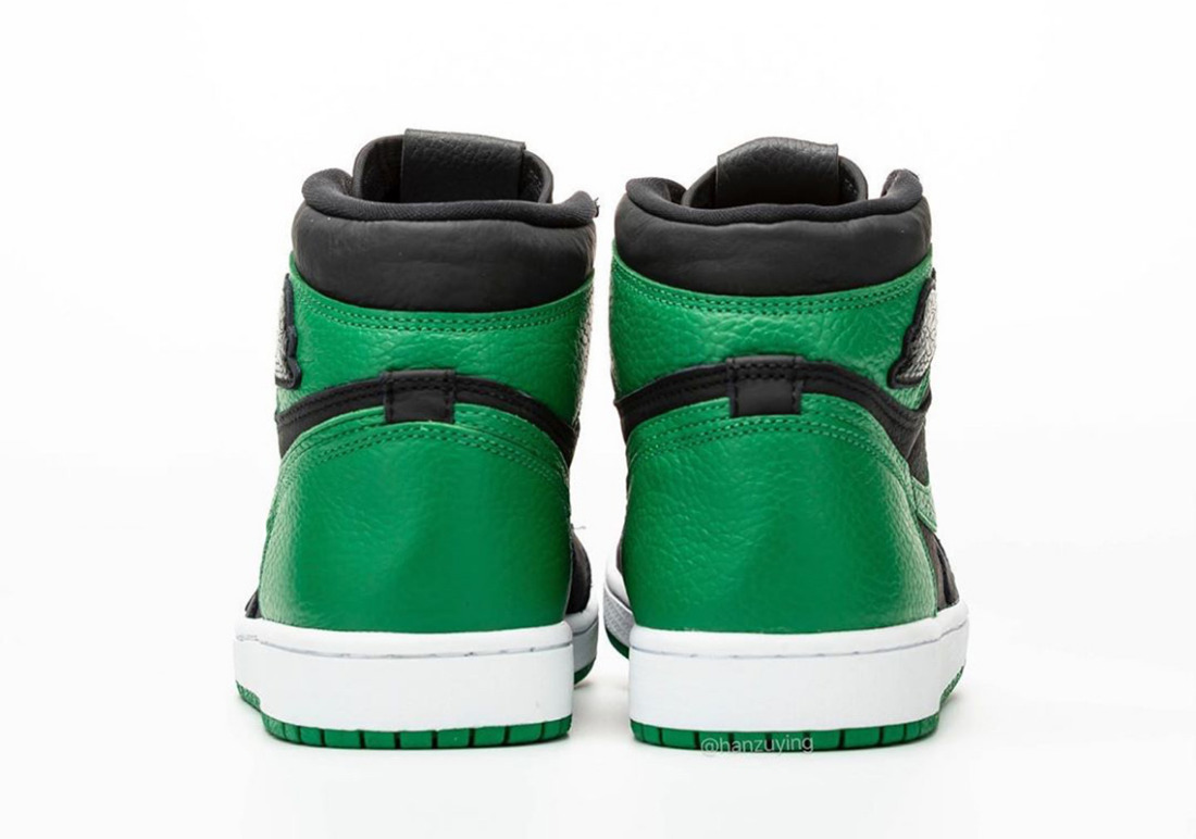 Air Jordan 1 Pine Green 2020
