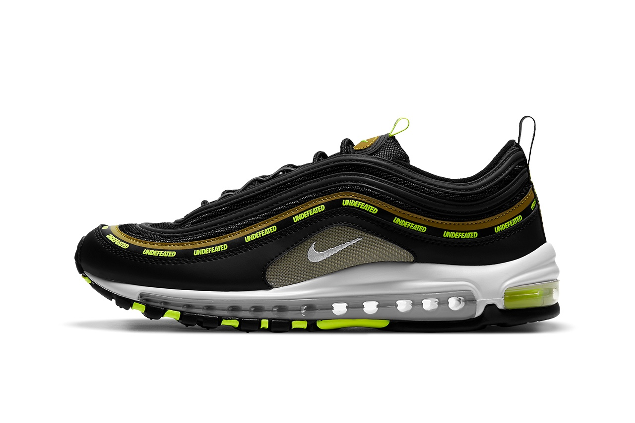UNDEFEATED x Nike Air Max 97 Volt