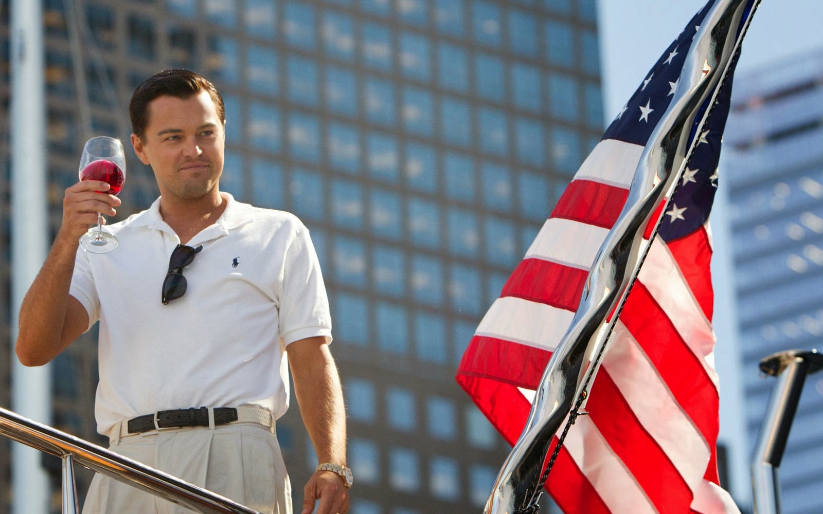 The Wolf Of Wall Street Leonardo Di Caprio
